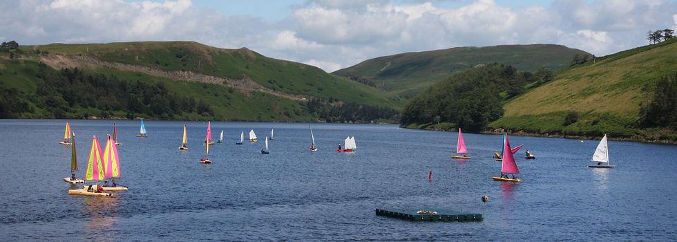 Llyn Clywedog Sailing