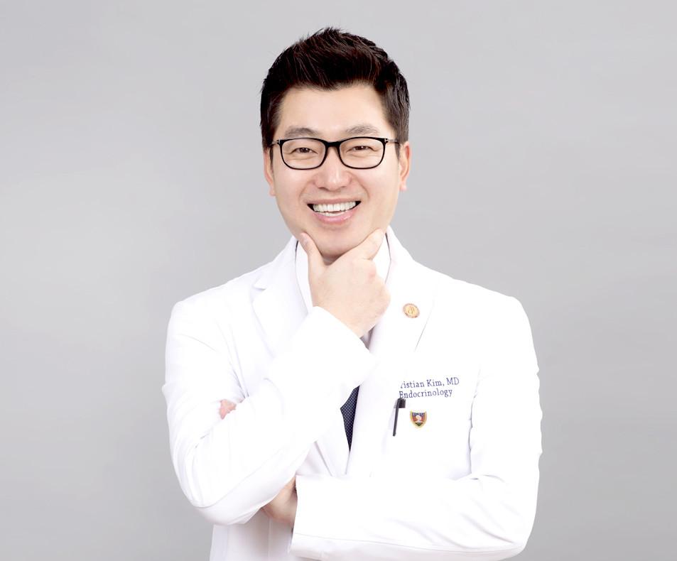 DR. CHRISTIAN KIM
