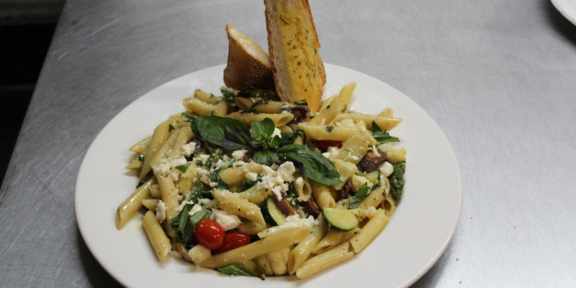 Vegetable Pasta Primavera