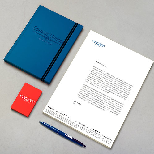 Comair stationery