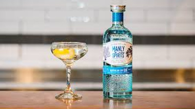 A taste of Manly Gin