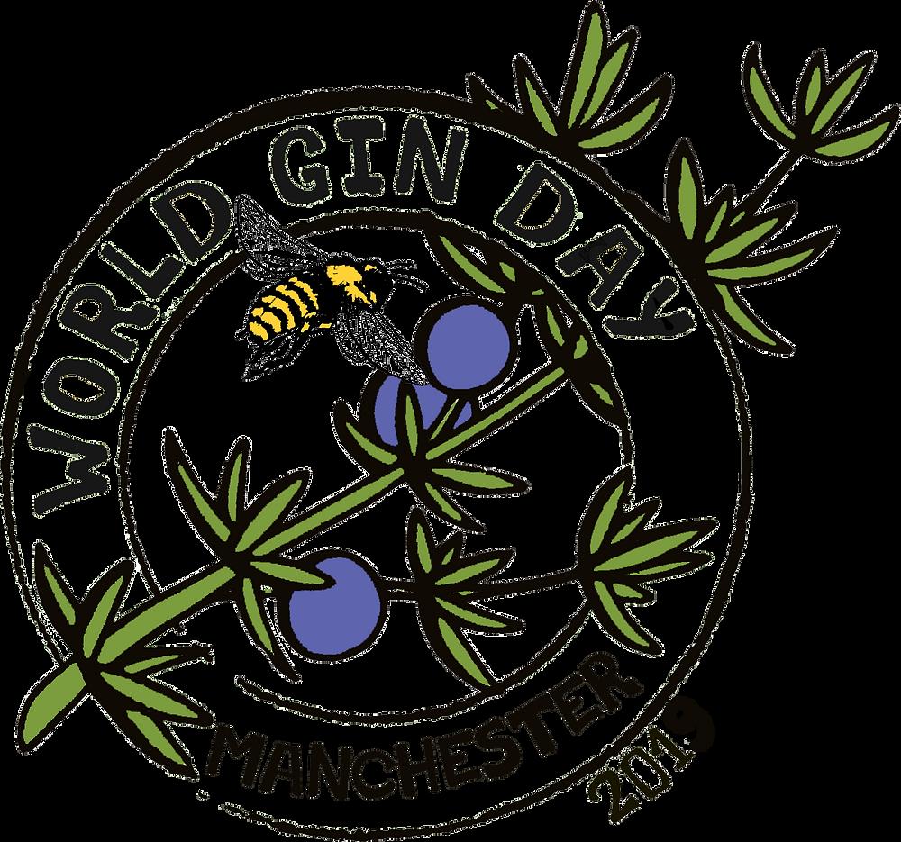 World Gin Day Manchester Logo