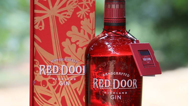 Gin Tasting with Red Door Gin