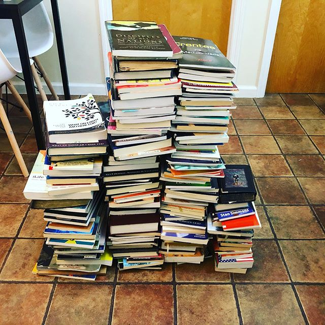 Each of this books brought us joy and kn