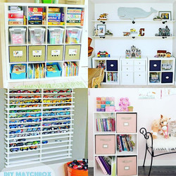 Some Kids Room organization ideas #nylif