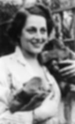 Emily Hahn and monkeys.jpg