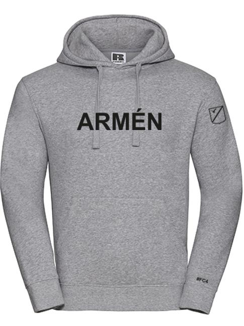 Huvtröja Armén