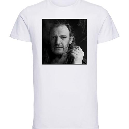 T-shirt Lemmy Kilmister (Motörhead, Hawkwind)