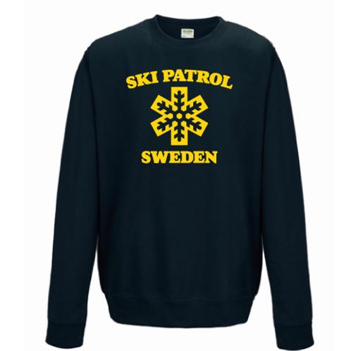 Ski Patrol Sweden Sweater vuxenstorlekar