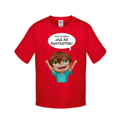 T-shirt vuxen