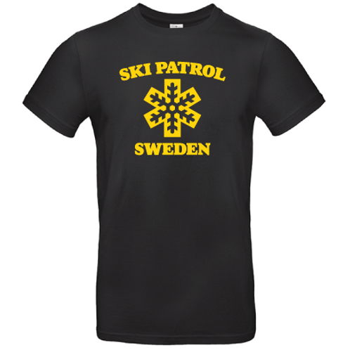 Ski Patrol Sweden T-shirt barnstorlekar