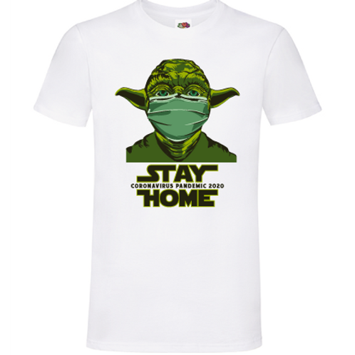 "T-shirt ""Stay Home"""