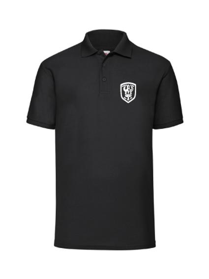 Pikéskjorta BA02 med tryck