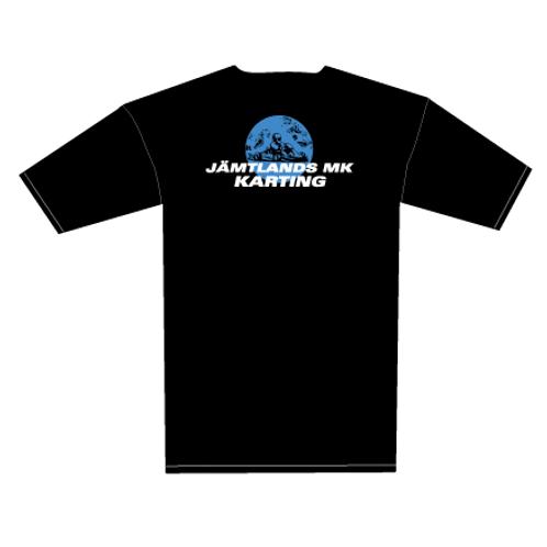 T-shirt JMK Karting barnstorlekar