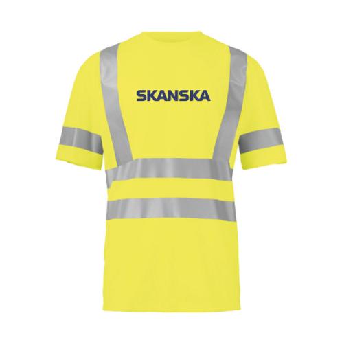 SKANSKA FUNKTIONST-SHIRT EN ISO 20471