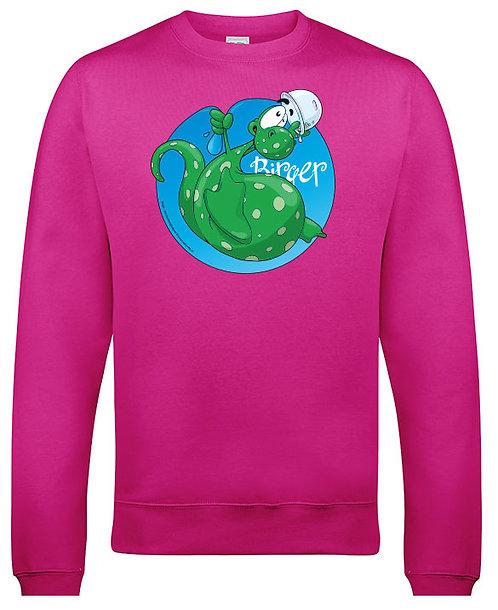"Sweatshirt ""Letar"" vuxenstorlekar"