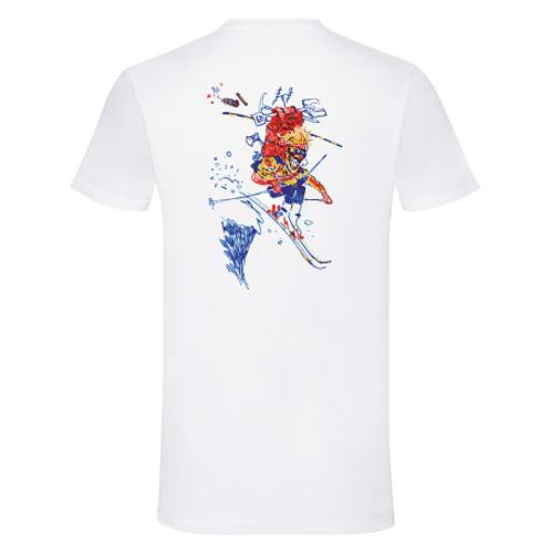 Ski Patrol Sweden Special T-shirt barn & vuxenstorlekar