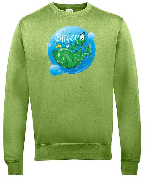 """Sweatshirt """"Bubblor"""" Vuxenstorlekar"""