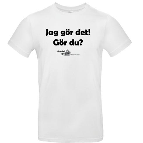 """T-shirt """"Stöd Folkets Hus"""""""