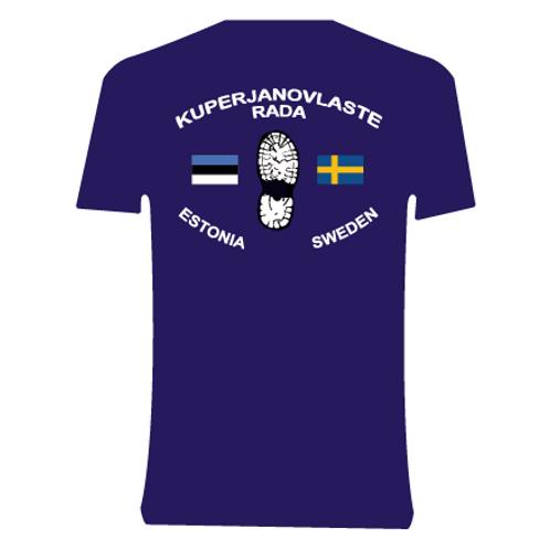 T-shirt Estonia
