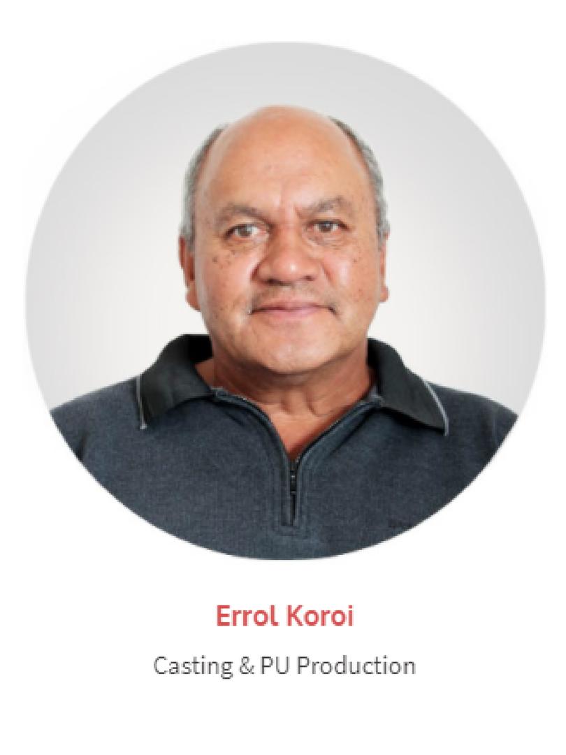 Errol Koroi