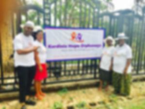 KHope Orphanage Ubulu-Uku