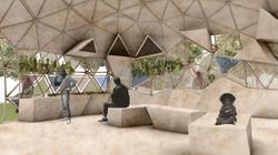North Herb Storage/ Community Space