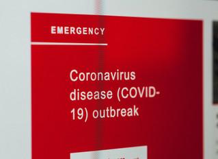 Comunicado - Coronavírus