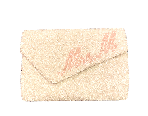 Southampton Small Angled Structured Clutch