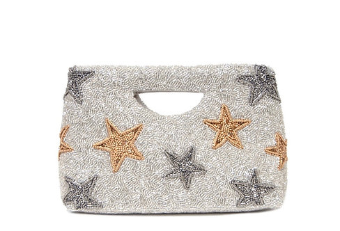 Positano Handle Clutch