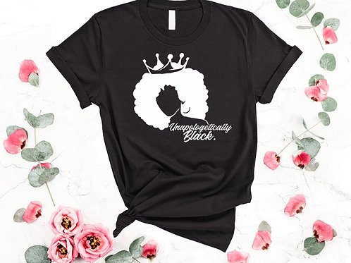 Female Trendsetters Unapologetically Afro Tee