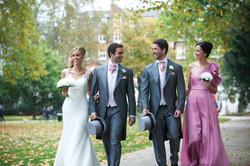 Wedding Suit Hire Sliver Grey Tails
