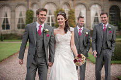 Wedding Suit Hire Silver Grey Lounge