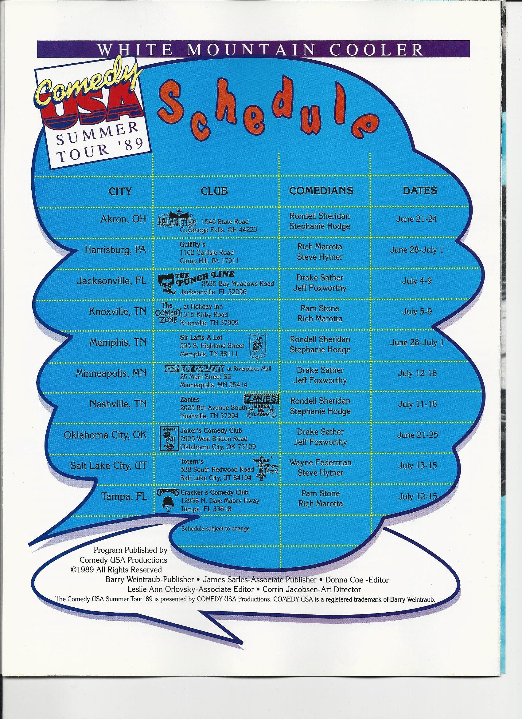 Summer 1989 -4