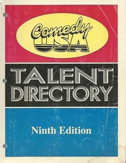 97-98 Talent Directory Cover