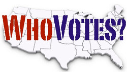 WhoVotes Draft Logo
