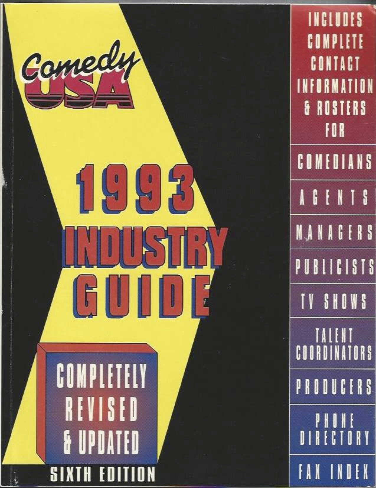 93 Industry Guide Cover