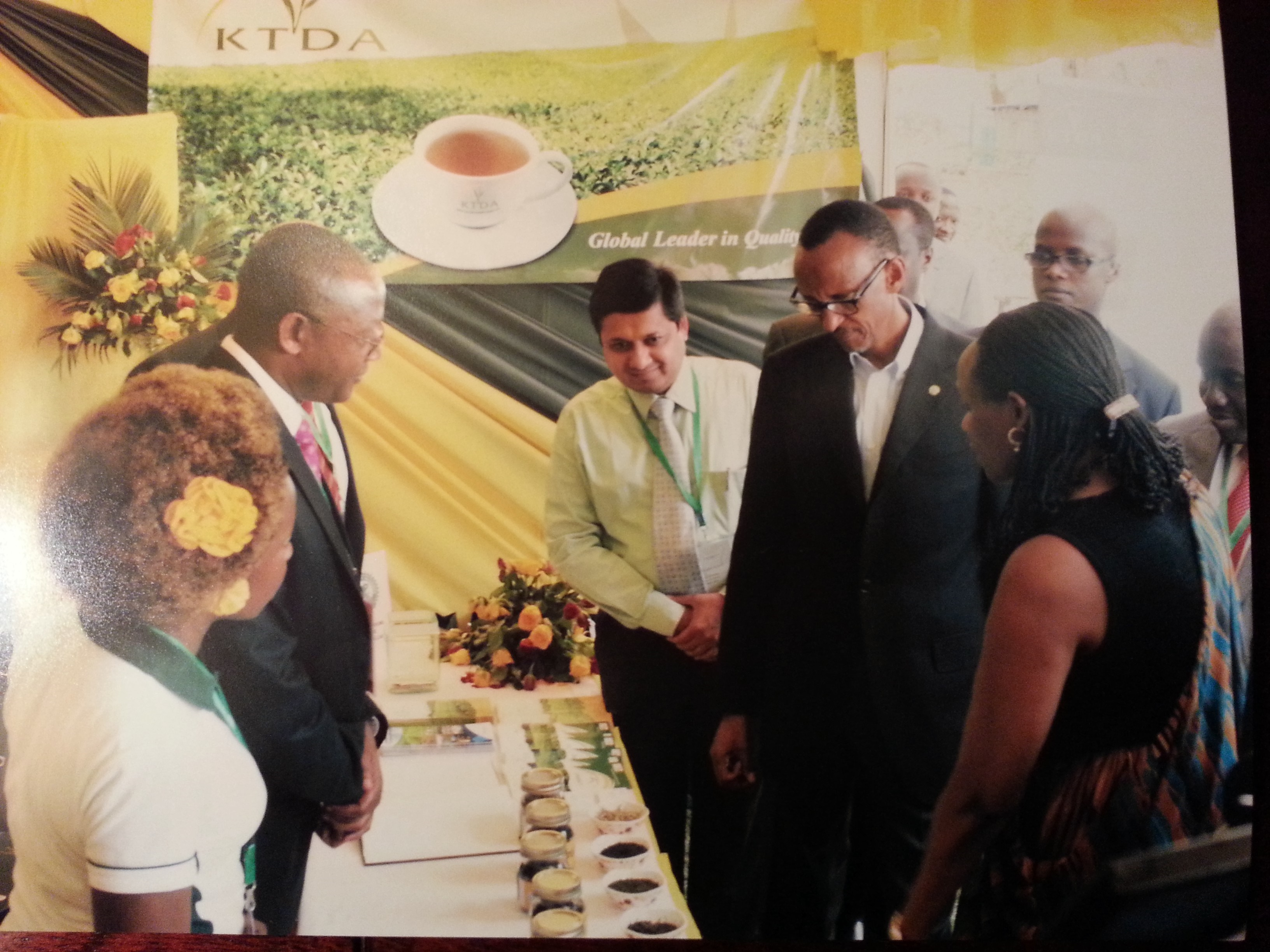 Mr. Paul Kagame
