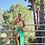 Thumbnail: Flow Green 2 Split Skirt