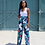 Thumbnail: Navy Floral Pants ONLY