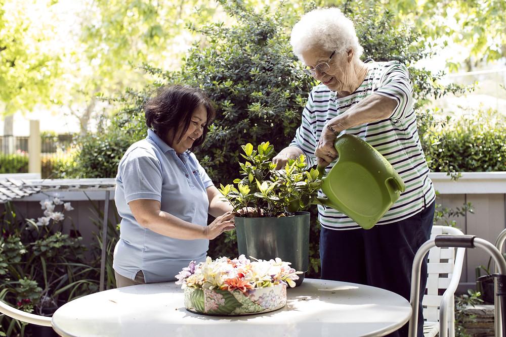 tips to beat the summer heat, homecare california