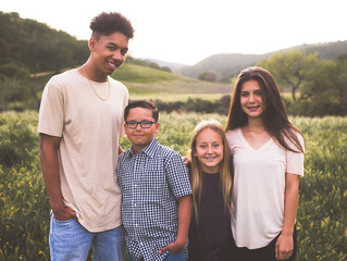 Cousins Spring Shoot, Brentwood Photographer, Bay Area Family Photographer, Brittany Deacon Photogra