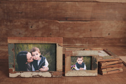 RECLAIMED WOOD TEMPLATE