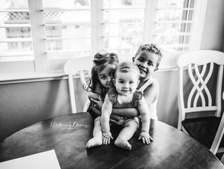 You're gonna miss this... | Malia Lifestyle | Brentwood, Ca Photographer | Brittany Deacon Photo
