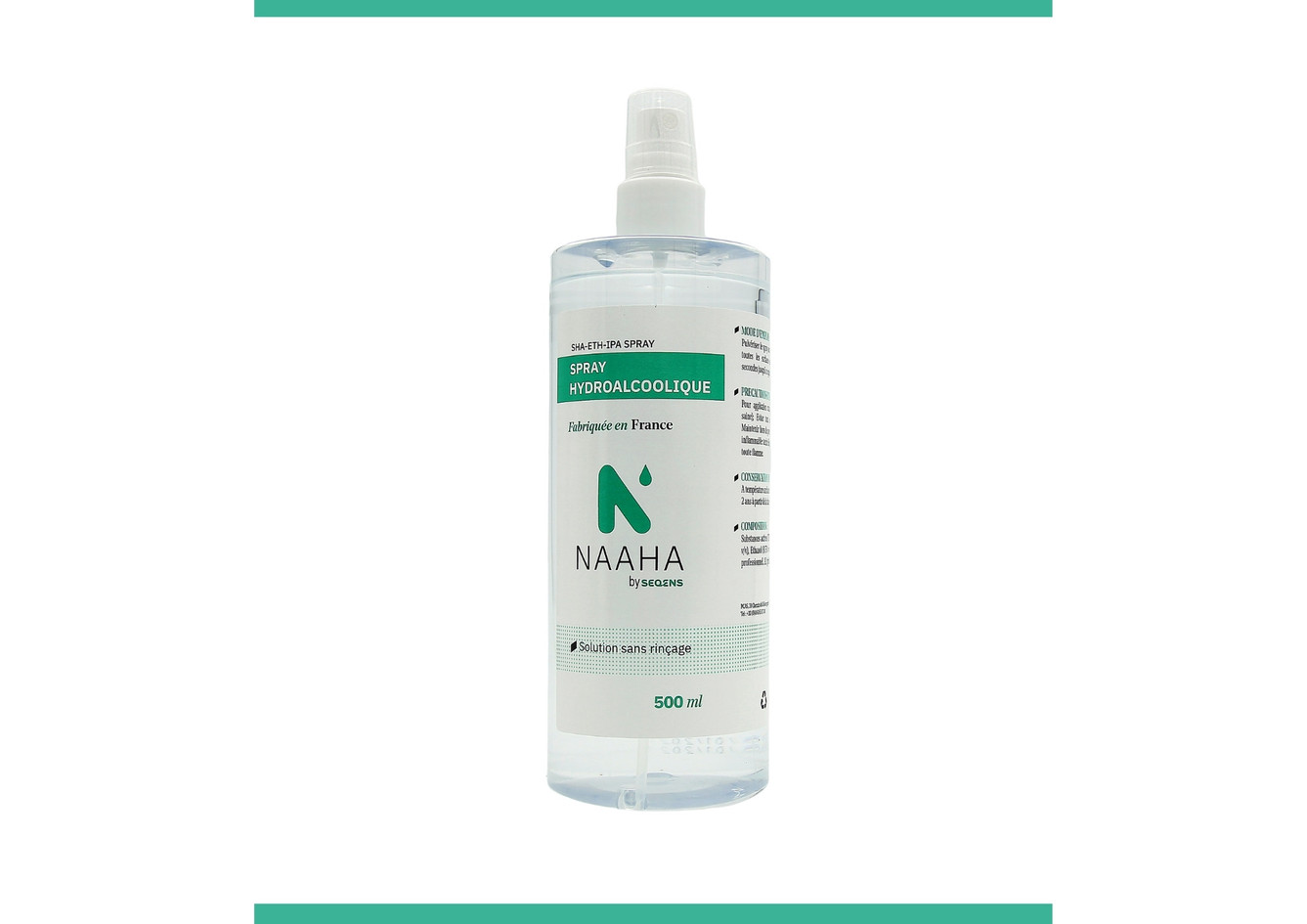 NAAHA 500 ml spray