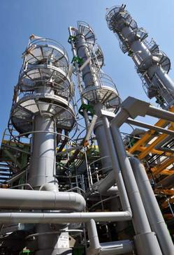 Unité de fabrication d'Isopropanol