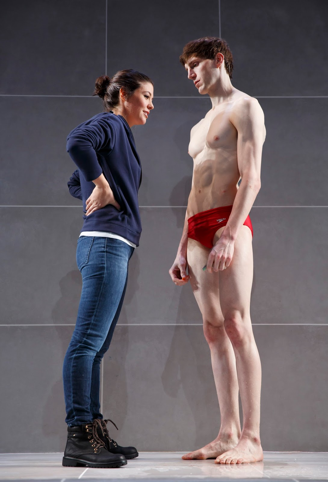 Red Speedo at NYTW