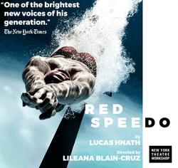 Red Speedo at NYTW