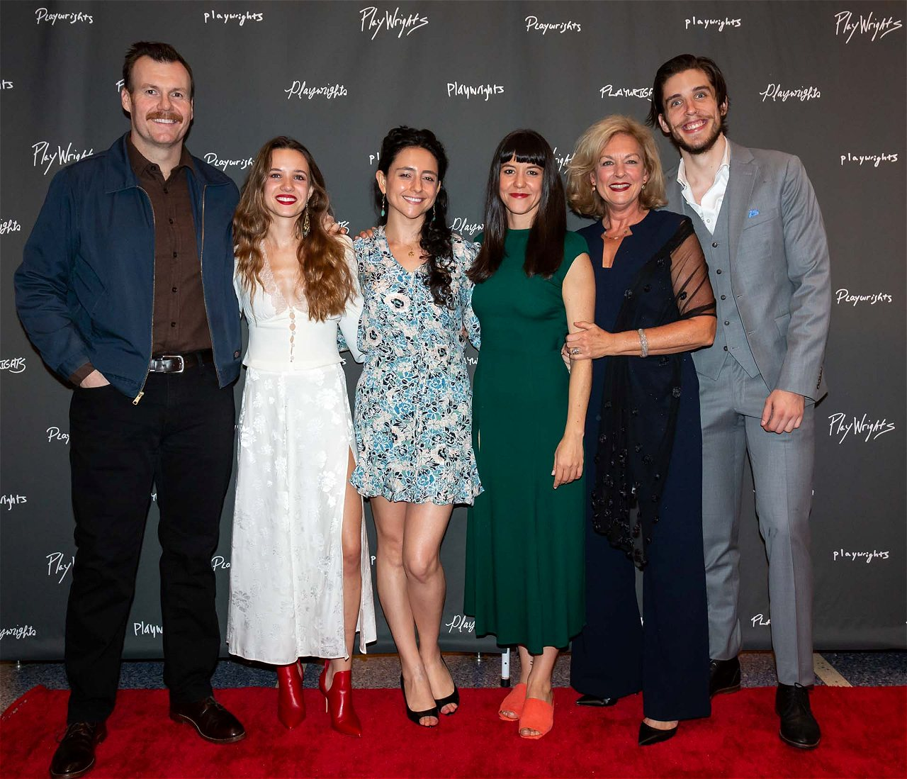 Heroes of the Fourth Turning Opening Night at Playwrights Horizons