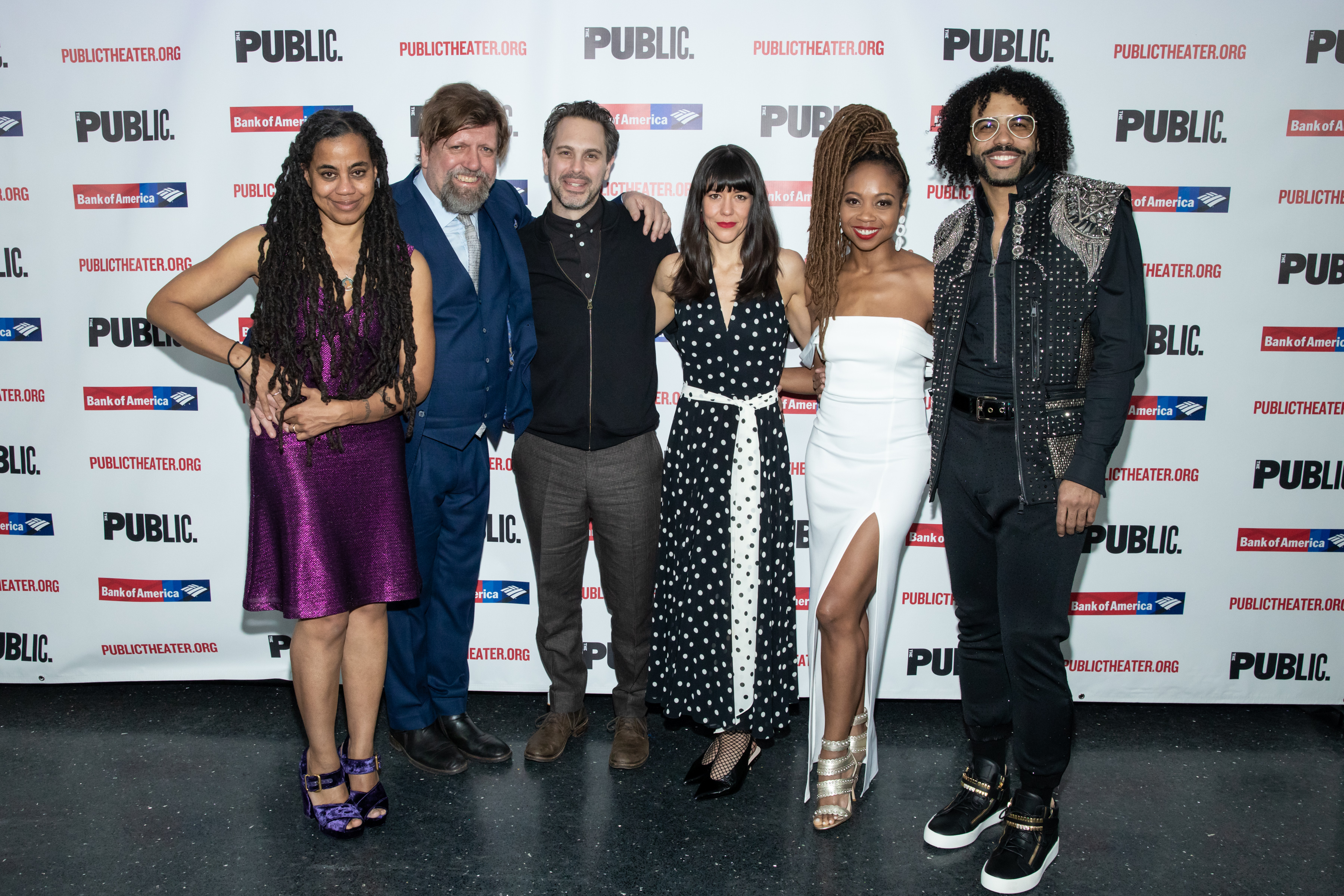 White Noise Opening Night at The Public